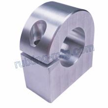 Customized Aluminum CNC Milling Machining Mounting Block