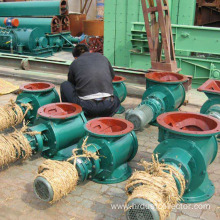 Rotary valve of cast iron industry