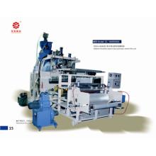 1.0M Semi-Auto LLDPE Stretch Film Machine
