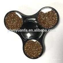 El juguete popular de alta calidad alivia el hilandero de la mano del metal de la tensión