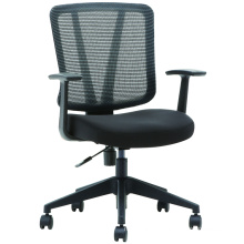 T-081A-1 2018 new design adjustable seat height chair mesh back chair for office use