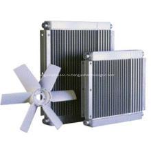 Комбинированные охладители для винтового компрессора