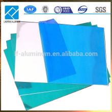 Hoja de PCB de aluminio con película o papel azul