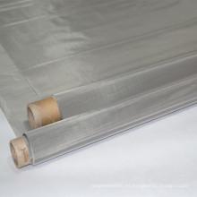 Pantalla de malla de alambre común 350 Mesh Monel 400 K500 con alto resistente a la corrosión