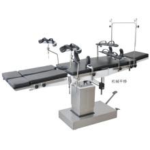 Manual Manipulación lateral de la mesa de operaciones para la cirugía Jyk-B7301d