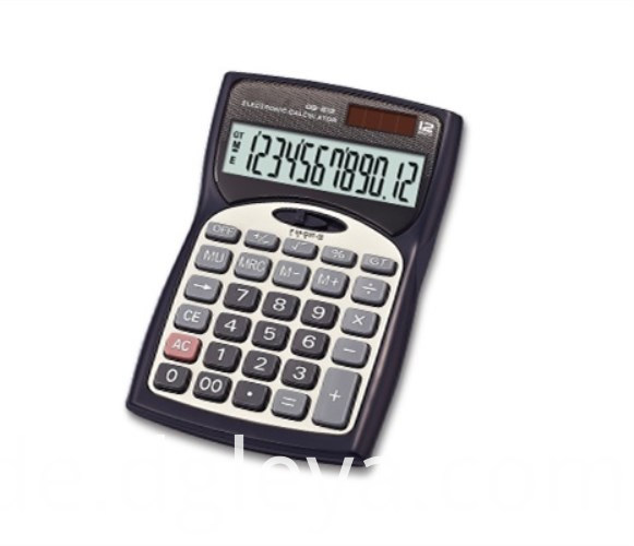 Desktop Calculators with Memory