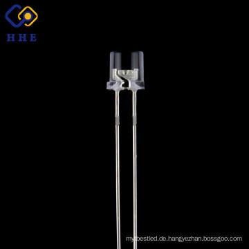 Qualität 5mm flache Oberseite führte 850nm IR-Wasser klar