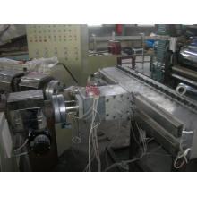 Placa nova do refrigerador do projeto ABS / HIPS que faz a máquina