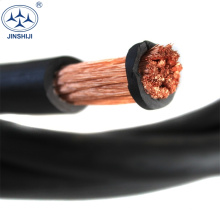 Gros rond conducteur en cuivre sans oxyacide superflex Conducteur en cuivre câble en caoutchouc de soudage