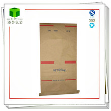Seam Bottom Paper Plastic Composite Bag for Engineering Plastic 25kg