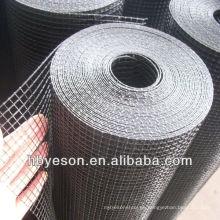 100 'de malla de alambre de hormigón / 1,2 m de altura HDG filtro de red / muro reforzar malla