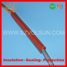 Medium Voltage Resistant Silicone rubber insulation tube