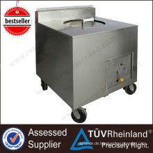 Commercial Edelstahl Tan 600/900 Gas Ton Tandoori Ofen Preis