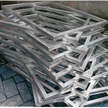 High qualityscreen printing aluminum frame