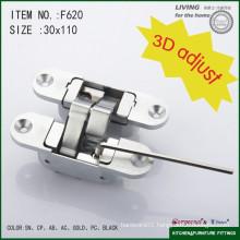 door pivot hinge Cross concealed hinge F620
