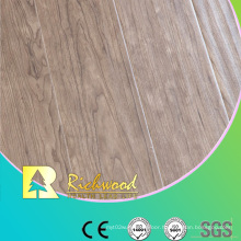 12.3mm Embossed Elm Waxed Edged V-Grooved Lamiante Floor