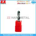 ISO-Hartmetall-Schaftfräser zum Schneiden von Fräseinsätzen (Kugelnase, quadratische Nase, Ecknase)