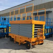 cheap movable scissor type Hydraulic lifting platform cheap movable scissor type Hydraulic lifting platform