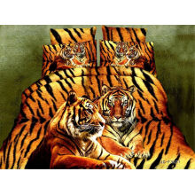 animal design pattern 100% cotton fabric for bed sheets