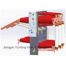 40.5kv Series Sealing Type High-Voltage Vacuum Load Break Switch-Fzrn35GF-40.5D