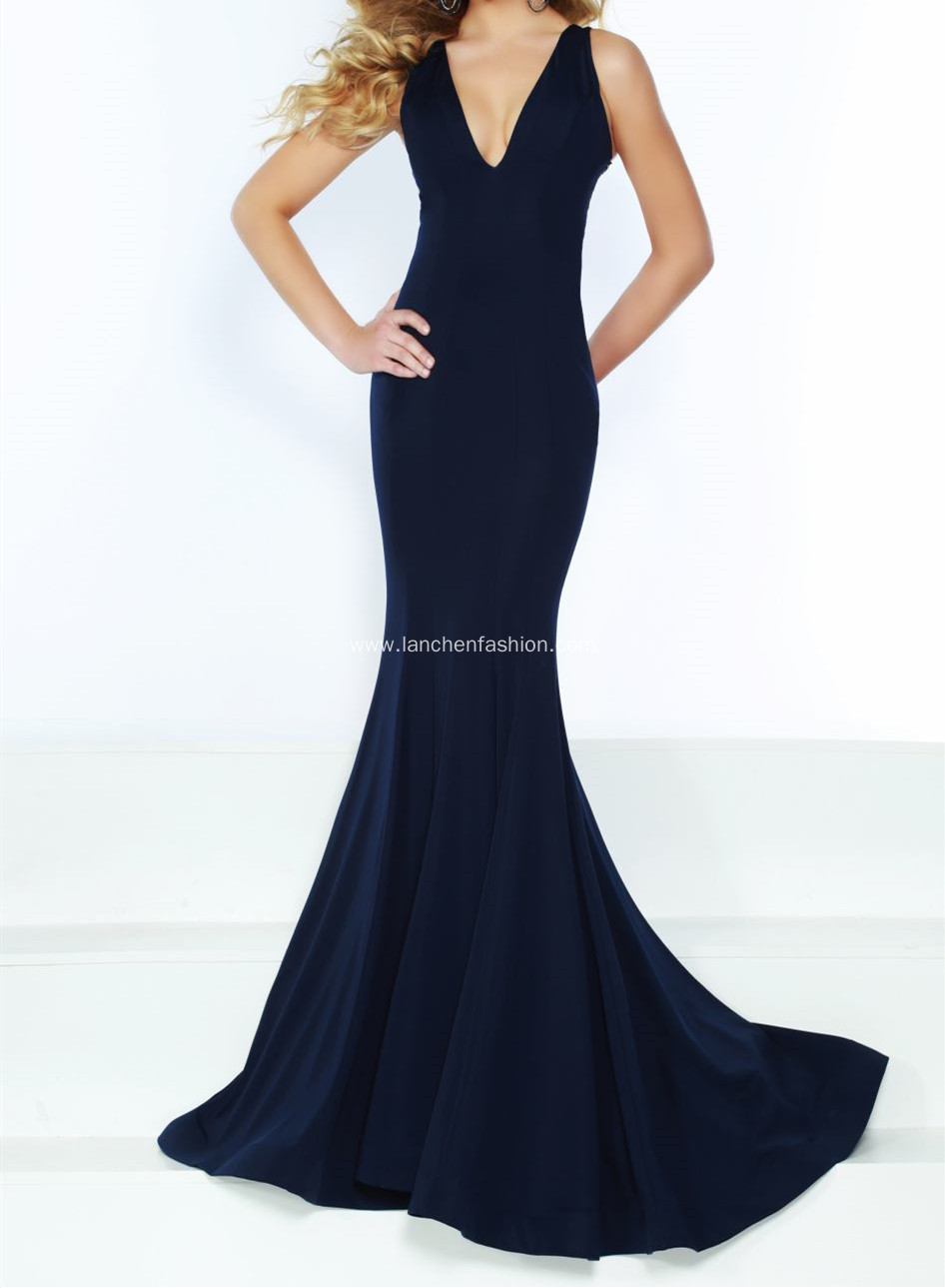 Jersey Evening Gown Prom Dresses Wholesale