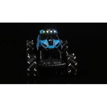 Gesture Sensing RC Stunt Car Remote Control Off road Rock Crawler Hand Control Lateral Music Toy Car for kids