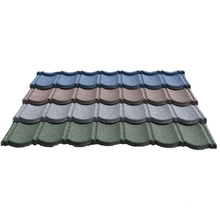 China Hot Sale Stone Coated Metal Roof Tile