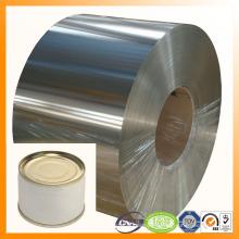 JIS estándar imprimir y barnizar hojalata eléctrica para el uso de metal paquete