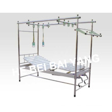 (A-143) Double-Function Tilted Orthopedics Traction Bed