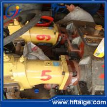 Motor de pistón para hélice y dispositivos de aplicación en barcos de gran tonelaje