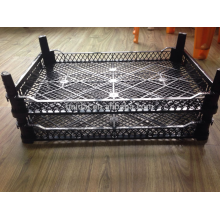 plastic basket mold ready for shipping