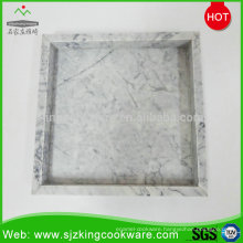Hot Sale marble serving tray