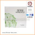 Caixa de embalagem de cosméticos personalizados de alta qualidade com luminosidade brilhante