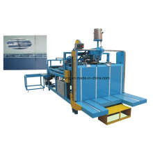 Packing Automatic Cardboard Carton Gluer Machinery (968)