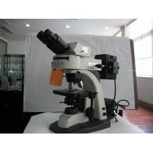 Microscopio óptico de fluorescencia (FL-606)