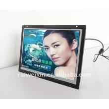 reprodutor de publicidade em frame aberto 10,4 polegadas lcd