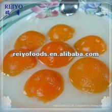 Wahl Qualität Dosen Aprikose in lisht Sirup