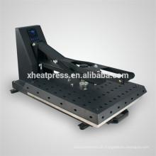 CE genehmigte Teflon-Blatt-magnetische T-Shirt Hitze-Presse-Maschine