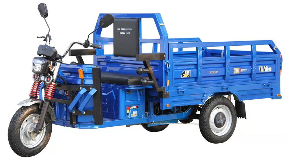 Electric Tricycle Loader