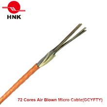 6 ~ 72 Cores ar soprado Micro cabo (GCYFTY)