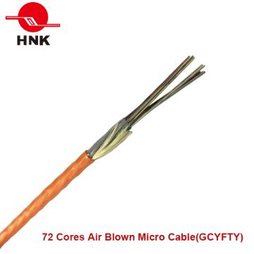 6 ~ 72 Cores Gcyfty micro cabo soprado