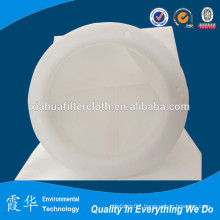 Polyester filter bag for dust filter collector