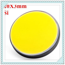 20X3mm Si Silicon Reflection Miroir pour CO2 Laser Cutter Engraver