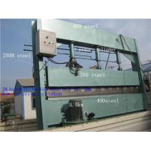Machine de cintrage en panne métallique