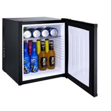 24L no noise hotel minibar, Silent hotel mini fridge,thermoelectric refrigerator