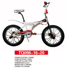Rueda Alluminum de BMX Freestyle Bicycle 20 ""