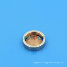 NdFeB anneau d'anneau à aimant permanent