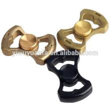 Novedad Diseño Profesional Juguete Cool Metal Aliviar Estrés Fidget Hand Spinner