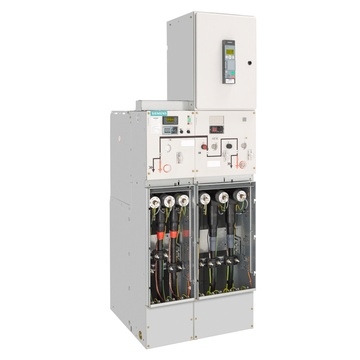 8DJH Distribusi Gas Insulated Switchgear