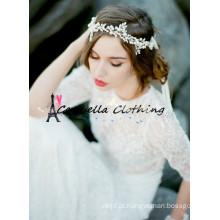 Brincos exclusivos Acessórios para cabelo de noiva Fornecedor de casamento Cabeça Decoração Cabeça Bridal casamento cabelo pino / headwear / cabelo acessório
